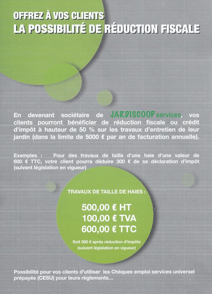 Jardiscoop services carcassonne aude travaux de jardinage for Cesu jardinage